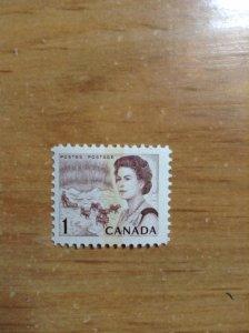 Canada  #  454pi  MNH
