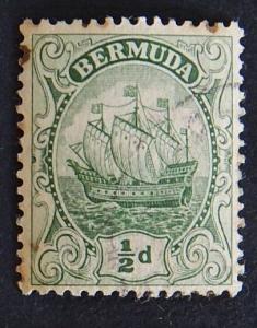 Bermuda, 1910-1925, Caravel, ((9-(7B-3-IR))