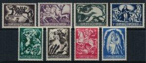 Belgium #B385-92* CV $2.30