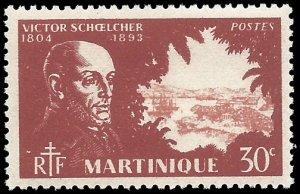 Martinique 1945 #199 Mint H