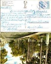 Costa Rica, Picture Postcards