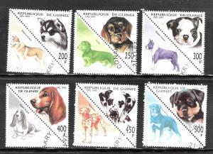 Guinea 1997 SC# 1414