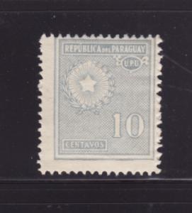 Paraguay 275 MNH National Emblem (A)