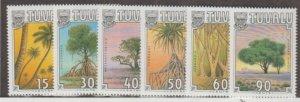 Tuvalu Scott #533-538 Stamps - Mint NH Set