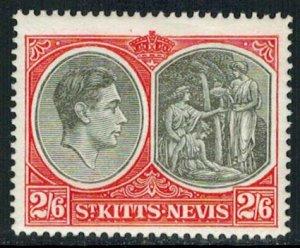 Saint Kitts-Nevis Scott 87 Unused hinged.