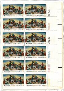 1426 Mint,OG,NH... Plate Block of 12... SCV $3.00