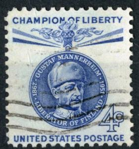 United States - SC#1165 - USED -1960 - Item USA273