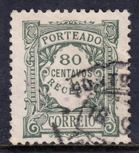 Portugal - Scott #J43 - Used - SCV $7.50