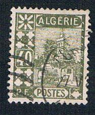 Algeria 47 Used Mosque (BP8214)