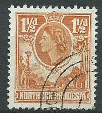 Northern Rhodesia  SG 63 Fine Used