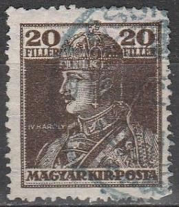 Hungary #129 F-VF Used  (S5661)