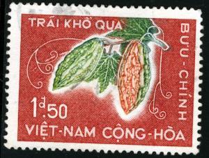 Vietnam - SC #302, USED ,1967 - Item VIETNAM210NS5