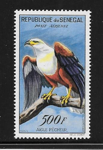 Senegal  #C30  Mint H