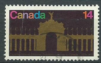 Canada SG 922 Fine Used