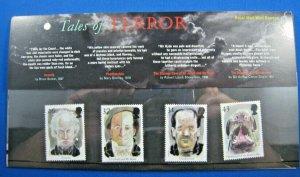 GREAT BRITAIN 1997 - SCOTT #1730//1757  LOT OF 2 PRESENTATION PACKS   MNH
