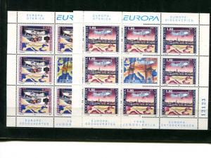 Yugoslavia 1994  Europa sheet Mint VF NH