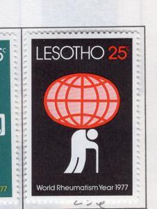 Lesotho MH Scott Cat. # 236