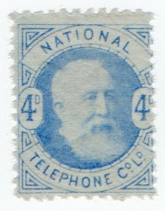 (I.B) Cinderella : National Telephone Company 4d
