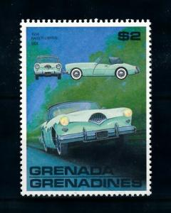 [100241] Grenada Grenadines 1988 Classic Cars 1954 Kaiser Darrin  MNH