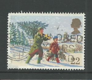1990 GB QEII Sc1341