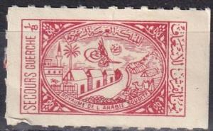 Saudi Arabia  #RA6b Unused CV $9.00 (A18447)