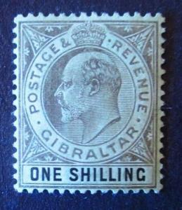 Gibraltar #58 Mint Hinged- (AZ6) WDWPhilatelic!