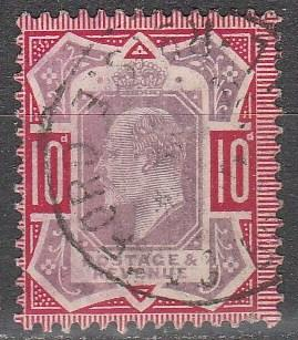 Great Britain  #137  F-VF  Used CV  $70.00  (A8359)