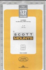 SCOTT MOUNT 958B, 137 MM X 264/5 MM, NEW/UNOPENED, RETAIL $17.50