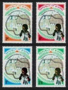 Biafra 2nd Anniversary of Independence 4v SG#35-38