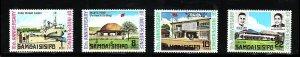 Samoa-Sc#357-60- id7-unused NH set-Independence-1972-