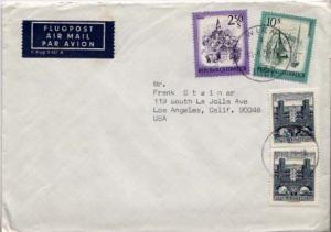 Austria, Airmail