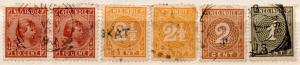 (I.B) Netherlands Indies Postal : Definitives Collection