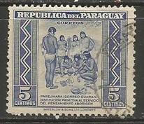 PARAGUAY 437 VFU O561-1