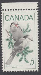 Canada - #478 Wildlife - Gray Jays - MNH