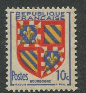 France - Scott 616 - General Definitive Issue -1949 - MNH -10c Stamp