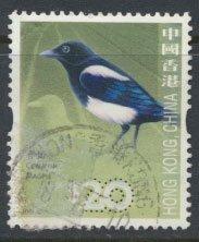 Hong Kong  SG 1412 Sc# 1243 Magpie Use  25% SG 2015 cat see detail & scan