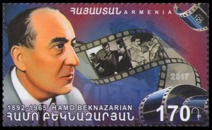 2017 Armenia 1016 125 years of filmmaker Amo Beknazaryan