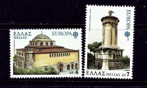 Greece 1255-56 MNH 1978 Europa