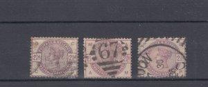 Scott #101 Great Britain x 3 copies Cat $48