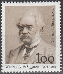 Germany #1768 MNH VF  (28)