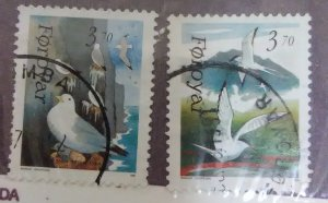 Faroe Island Scott #224-5