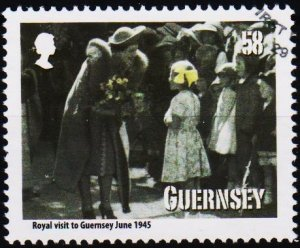 Guernsey. 2010 58p Fine Used