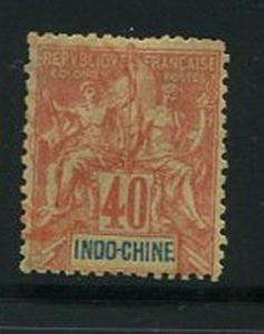 Indo China #16 Mint