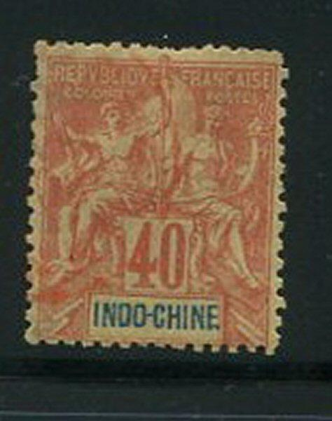 Indo China #16 Mint