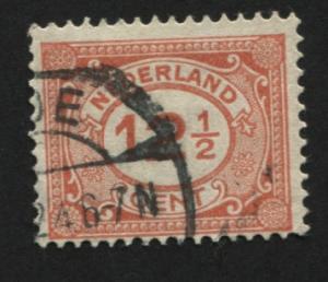 Netherlands 108 USED