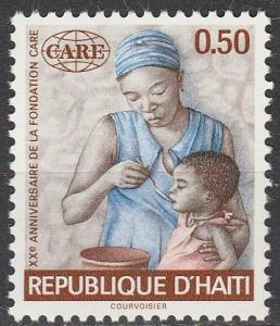 Haiti #718   MNH F-VF  (V4489)