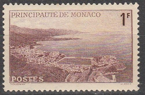 Monaco #168  F-VF Unused (S7726)