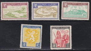 Guernsey -Alderney, Local Issues - William the Conqueror,  NH