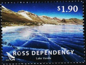 Ross Dependency. 2012 $1.90. Fine Used