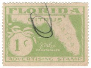 (I.B) US Revenue : Citrus Advertising 1c (Florida)